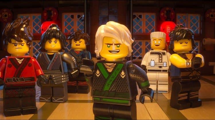 Win a $50 Fandango Gift Card {And Go See the LEGO NINJAGO Movie!}