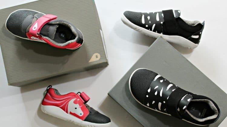 Bobux Footwear ~ Barefoot Freedom & Cute Fashion
