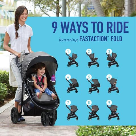 graco modes 3 lite lx click connect stroller travel system watney A6F1C51F.pt01.zoom