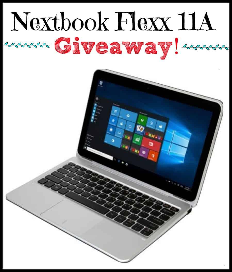 nextbook giveaway