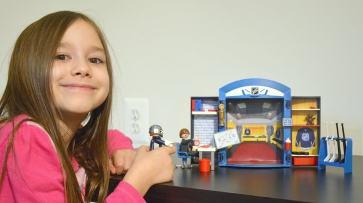 Check Out Playmobil NHL Sets!