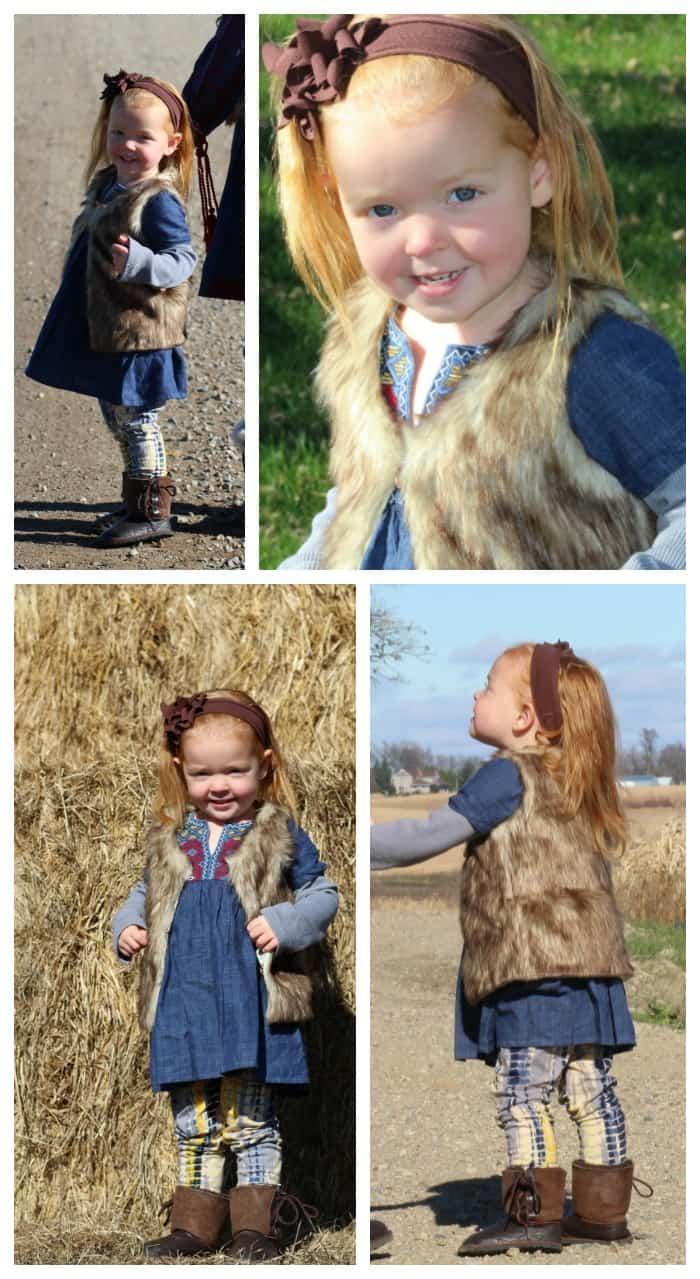 Jak & Peppar Girls Boho Clothing Line