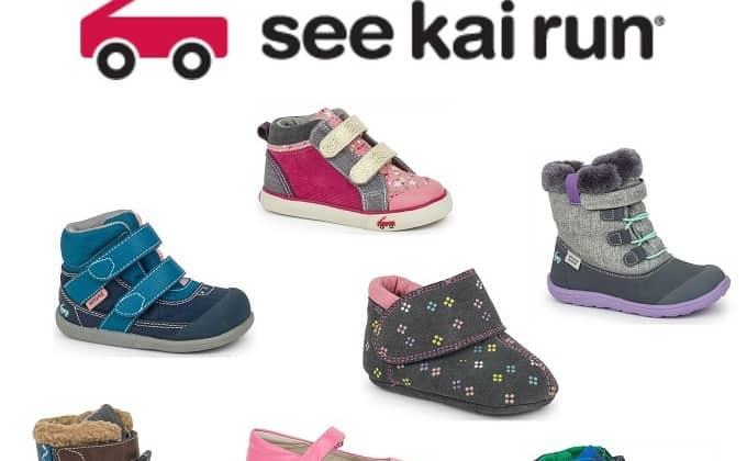 Win ANY Pair of Boots or Shoes from See Kai Run