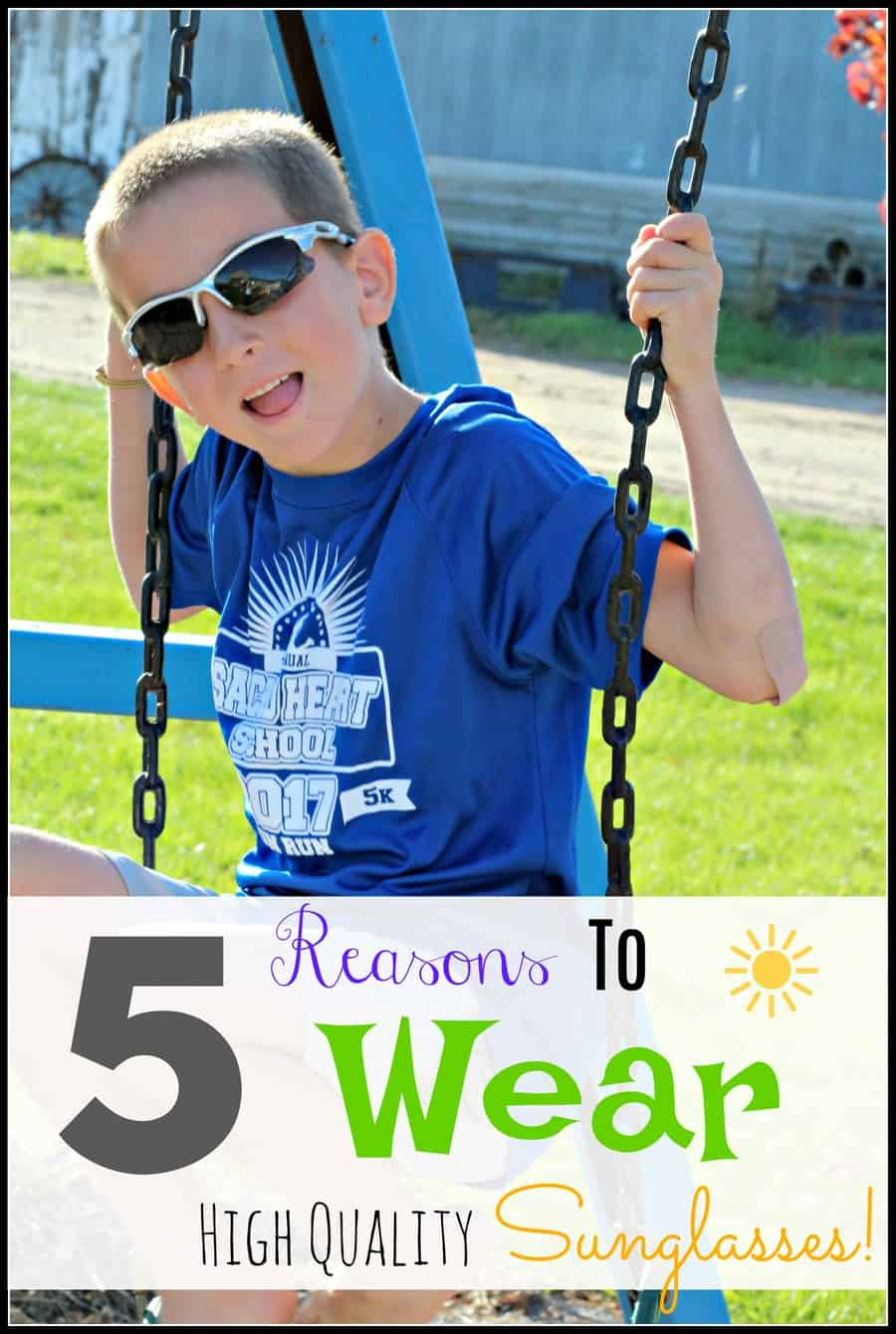 5 Reasons To Wear High Quality Sunglasses