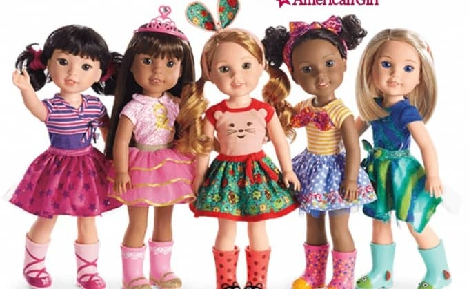 Win a WellieWishers Doll from American Girl!