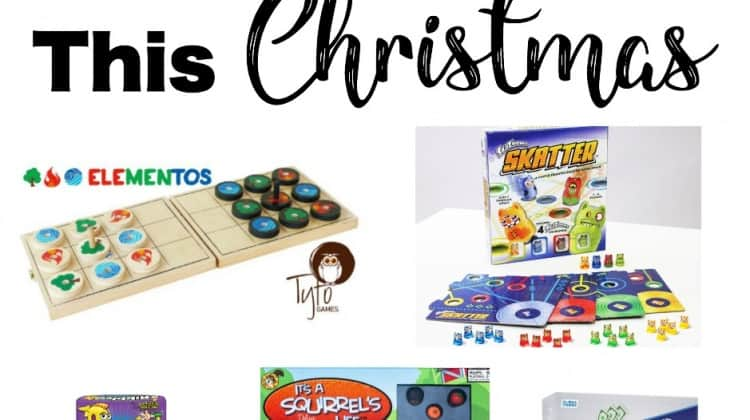 Win Big This Christmas {Family Board Games + GIVEAWAY!}