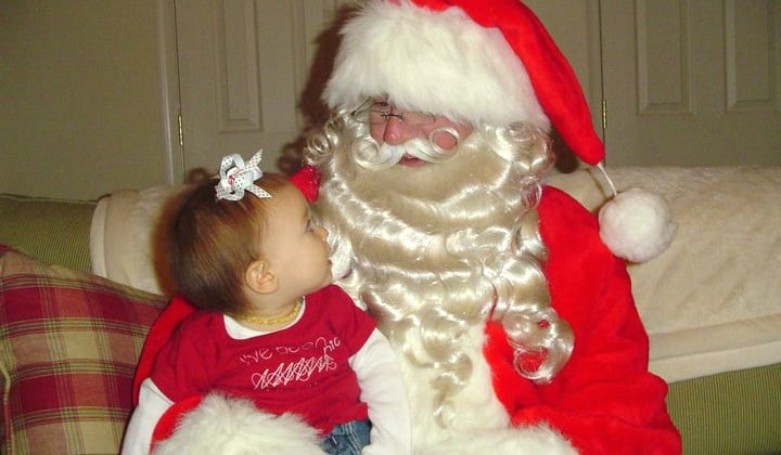 How We Told Our Daughter the Truth About Santa