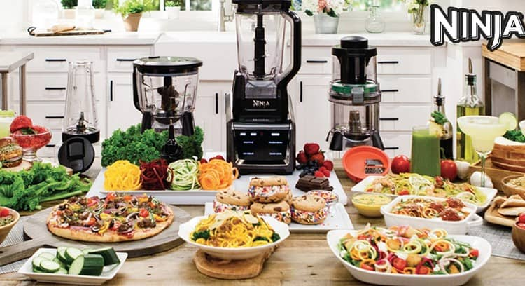 Ninja® Intelli-Sense™ Kitchen System with Auto-Spiralizer™