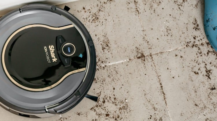Get Clean With The Shark ION ROBOT™ 750 Vacuum