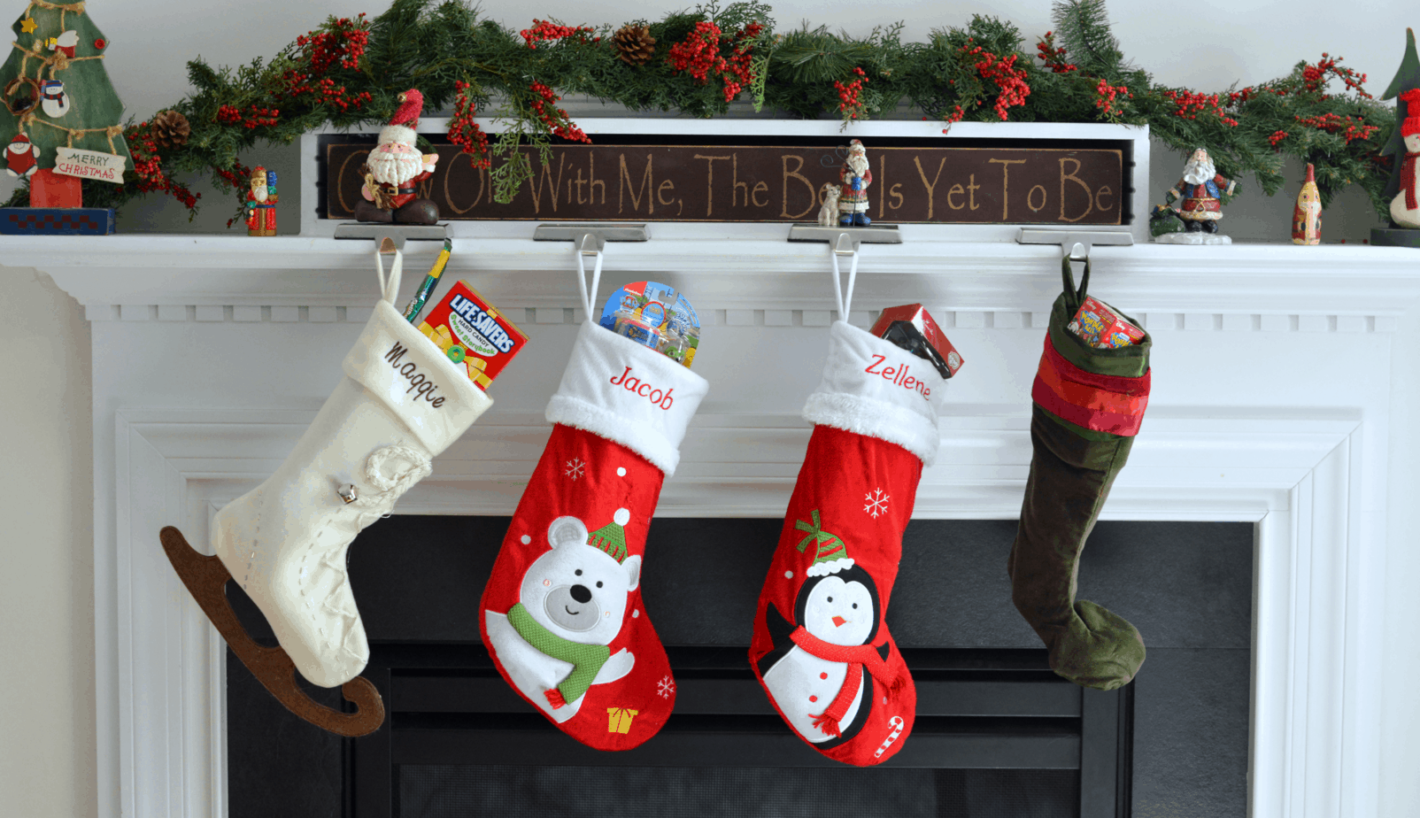 Stocking Stuffer Ideas for the Whole Family Plus How to Save Lots