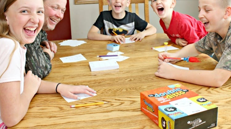 Double Ditto ~ The Game Of Quick Thinking & Matching