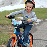 "16"" Boys' Hot Wheels Bike"