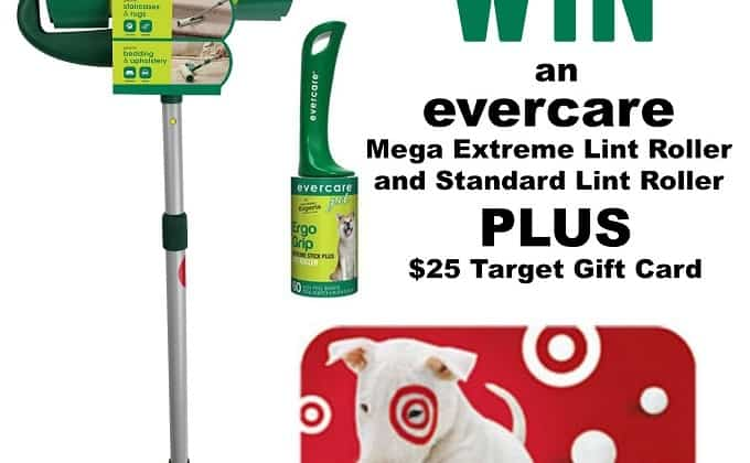 WIN a Pet Prize Pack from evercare + a $25 Target Gift Card