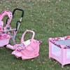 Joovy Toy Bundle - Stroller, Crib, Car Seat