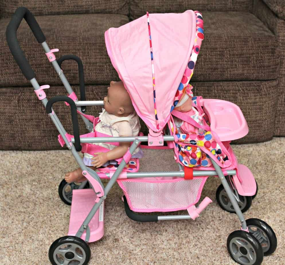 Joovy Toy Bundle - Stroller, Crib, Car Seat
