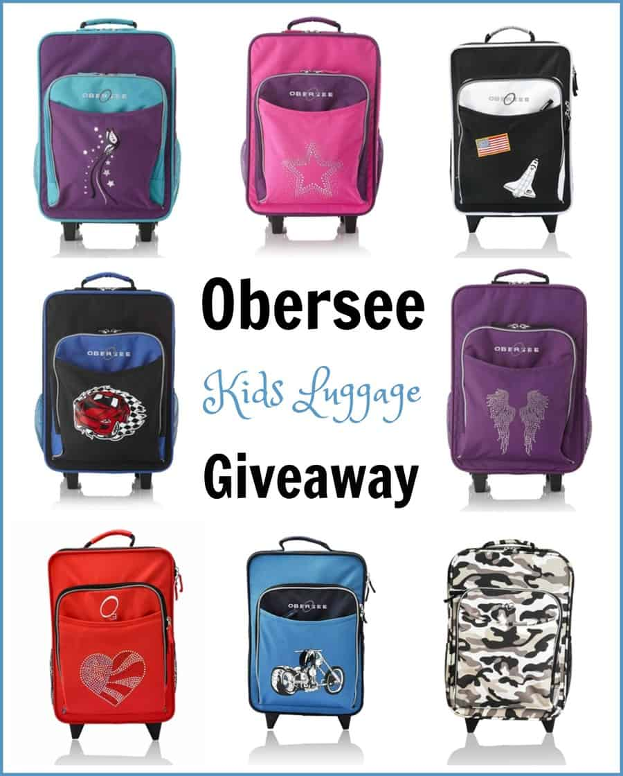 3b4d62d2d038 Kids Holiday Travel With Obersee  + Giveaway!  - Thrifty Nifty Mommy