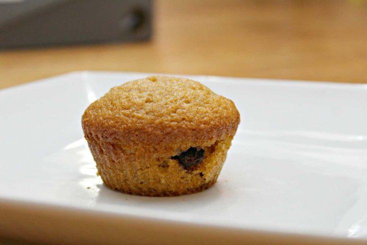 Pumpkin Chocolate Chip Muffins Recipe