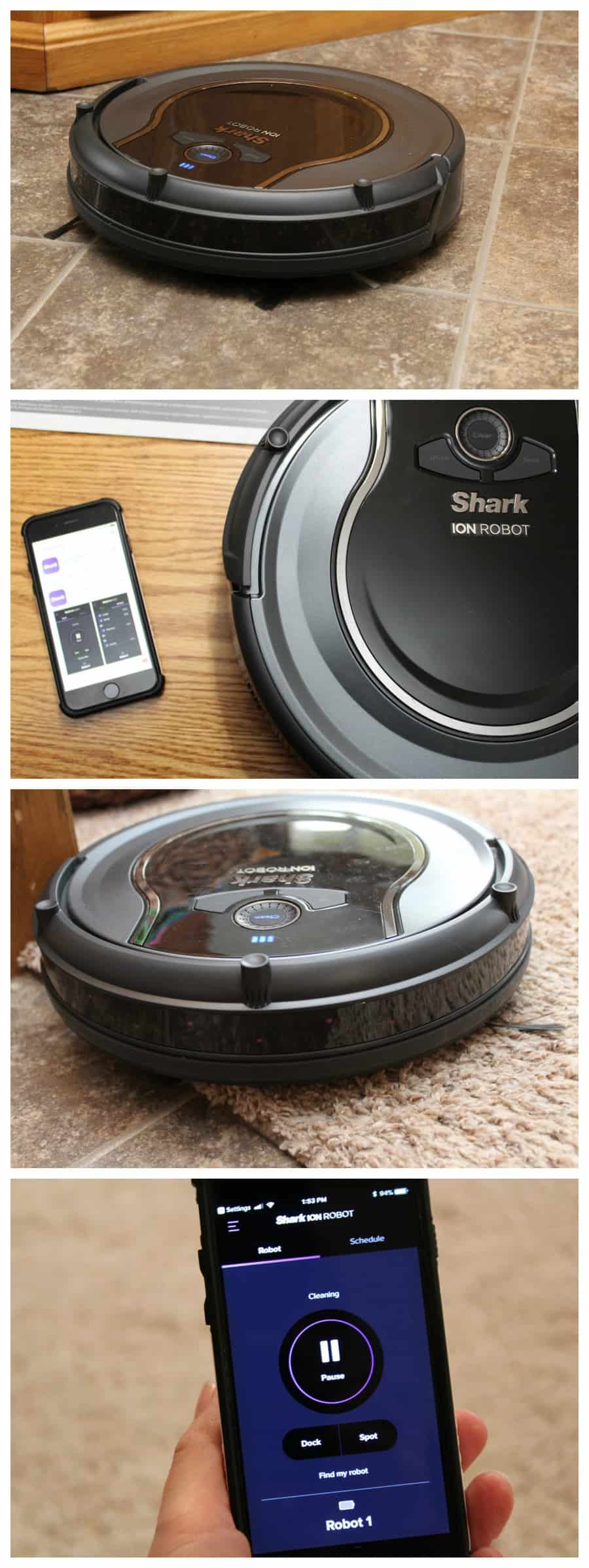 Get Clean With The Shark Ion Robot 750 Vacuum Review
