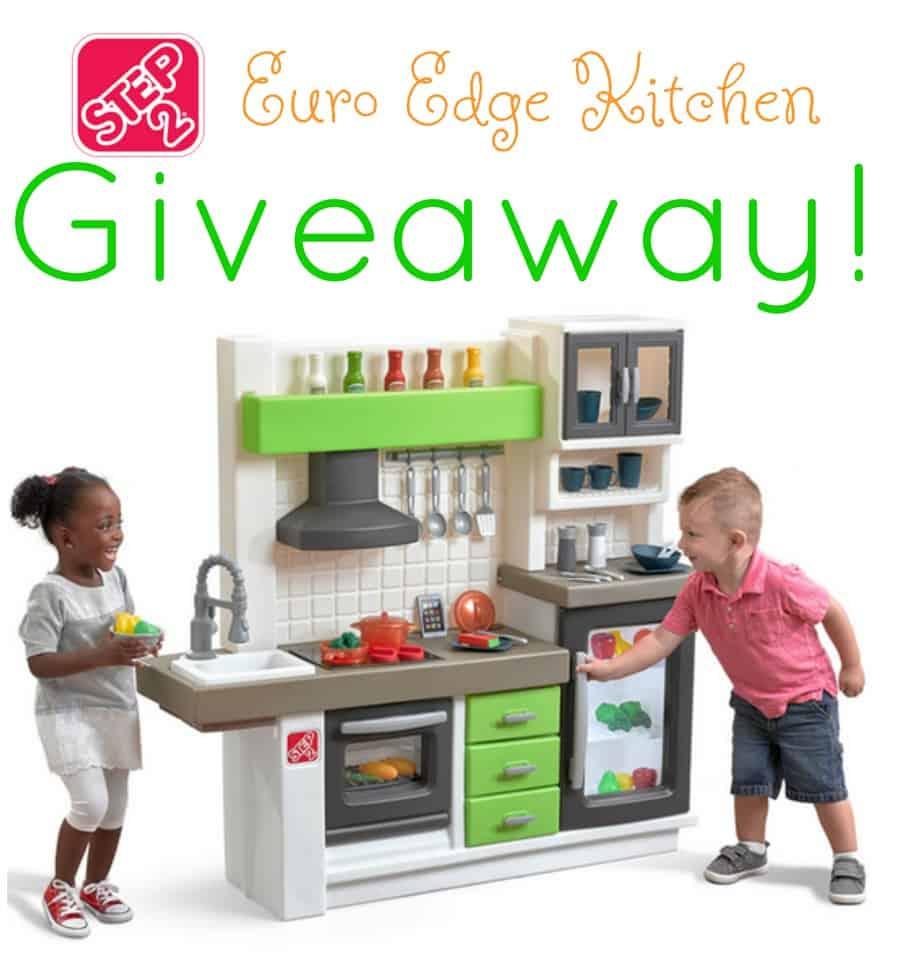 Step2 Euro Edge Kitchen Giveaway