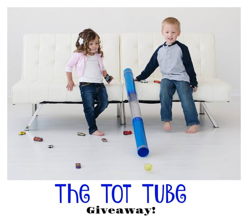 The Tot Tube Giveaway