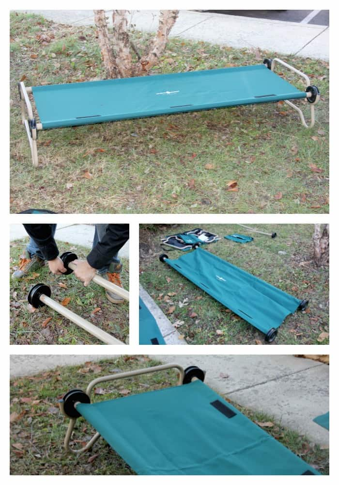 Get Out There With Disc O Bed Thrifty Nifty Mommy