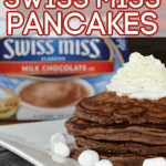 Swiss Miss Pancakes