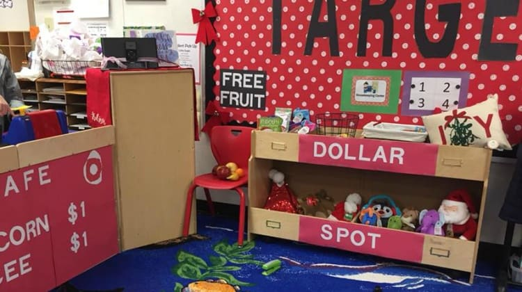You've GOT to Check Out This Adorable Target Dramatic Play Center