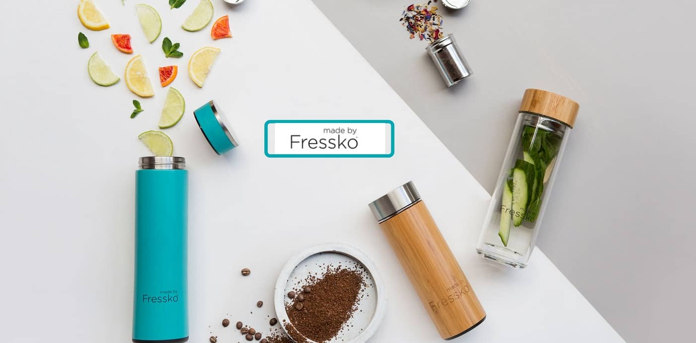 Benefits To Drinking Tea With Made By Fressko {New Year, New You!}