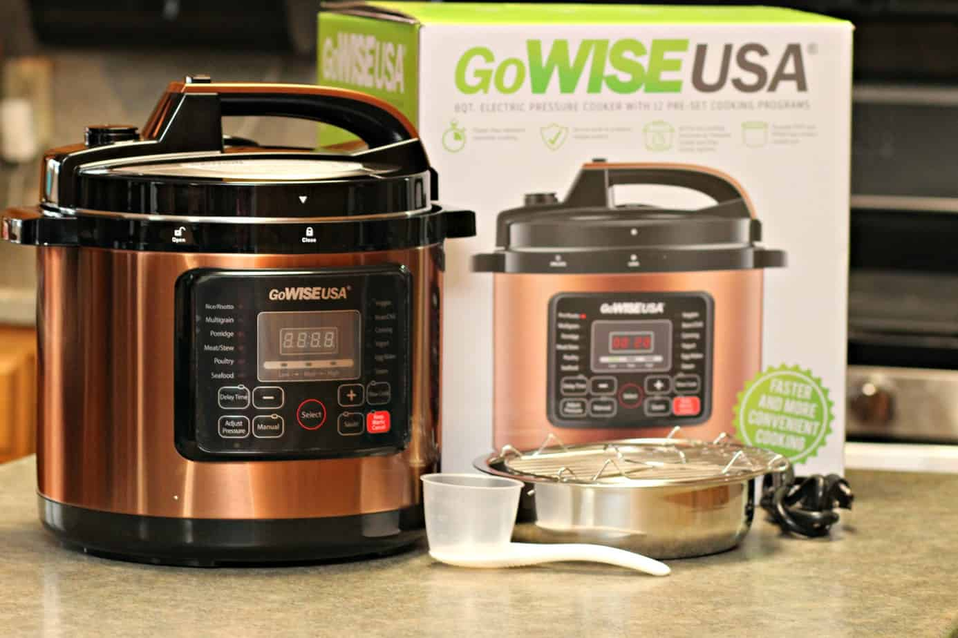 Go Wise Pressure Cooker