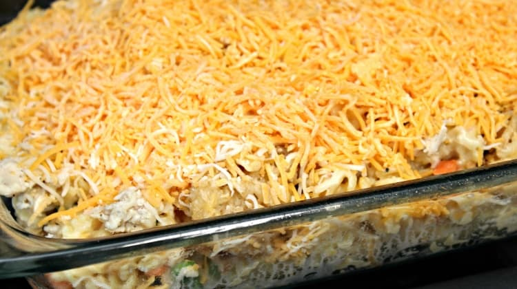 Country Cowboy Casserole Recipe