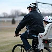 Polisport Toddler Bicycle Seat