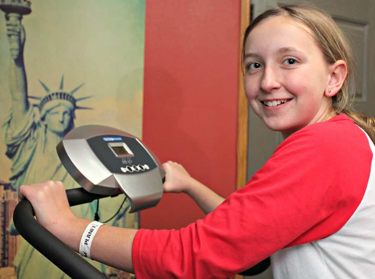 Stamina Avari Magnetic Treadmill {New Year, New You!}