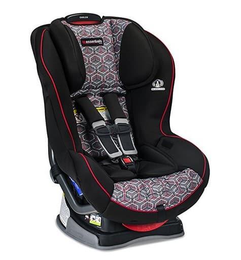 Essentials By Britax Emblem Convertible Car Seat {Review}