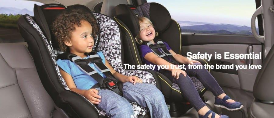 Essentials By Britax Allegiance Convertible Car Seat {Review}