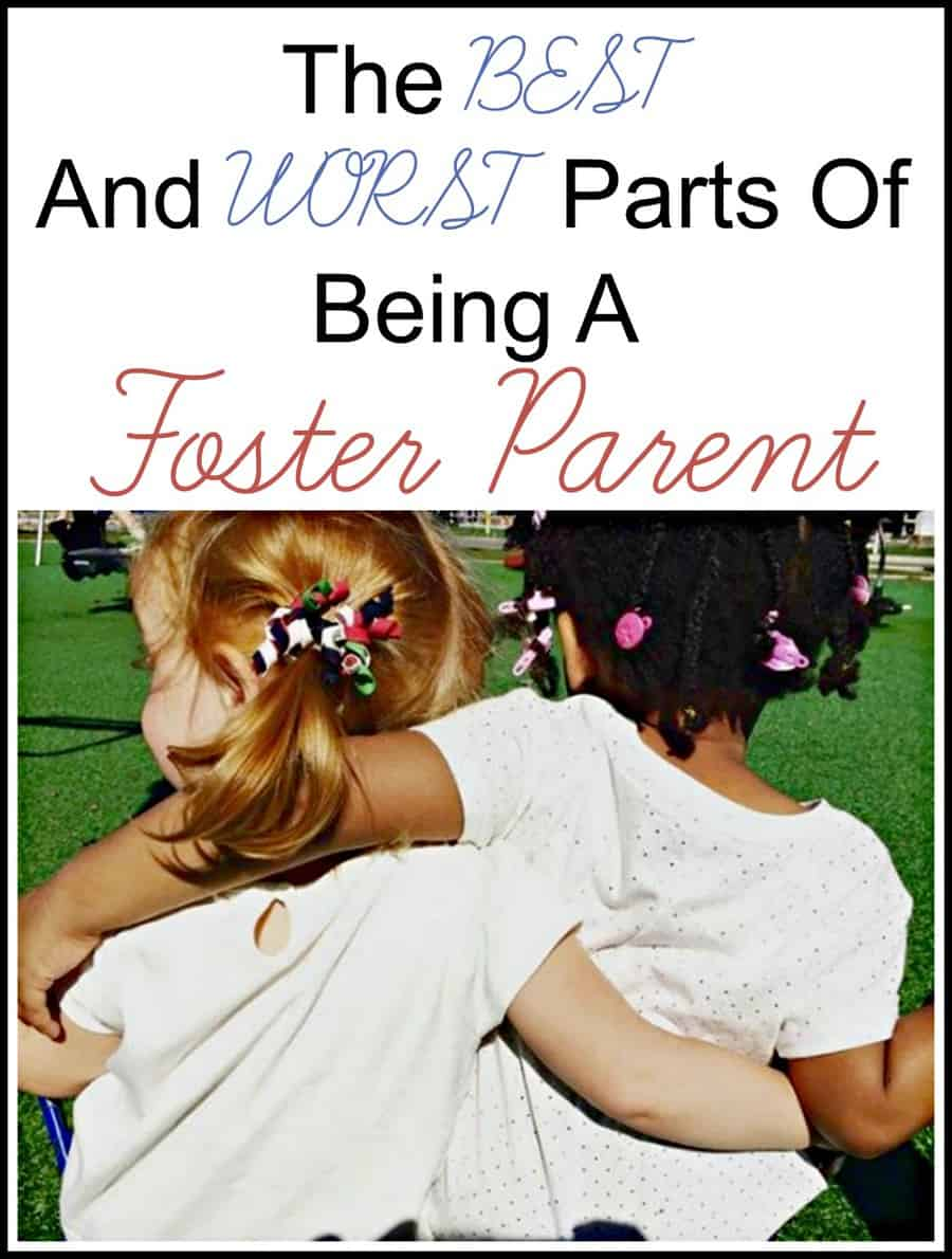 The Best And Worst Parts Of Being A Foster Parent