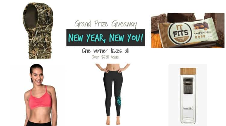"""""""New Year, New You!"""" Big Multi-Brand Event GIVEAWAY!"""