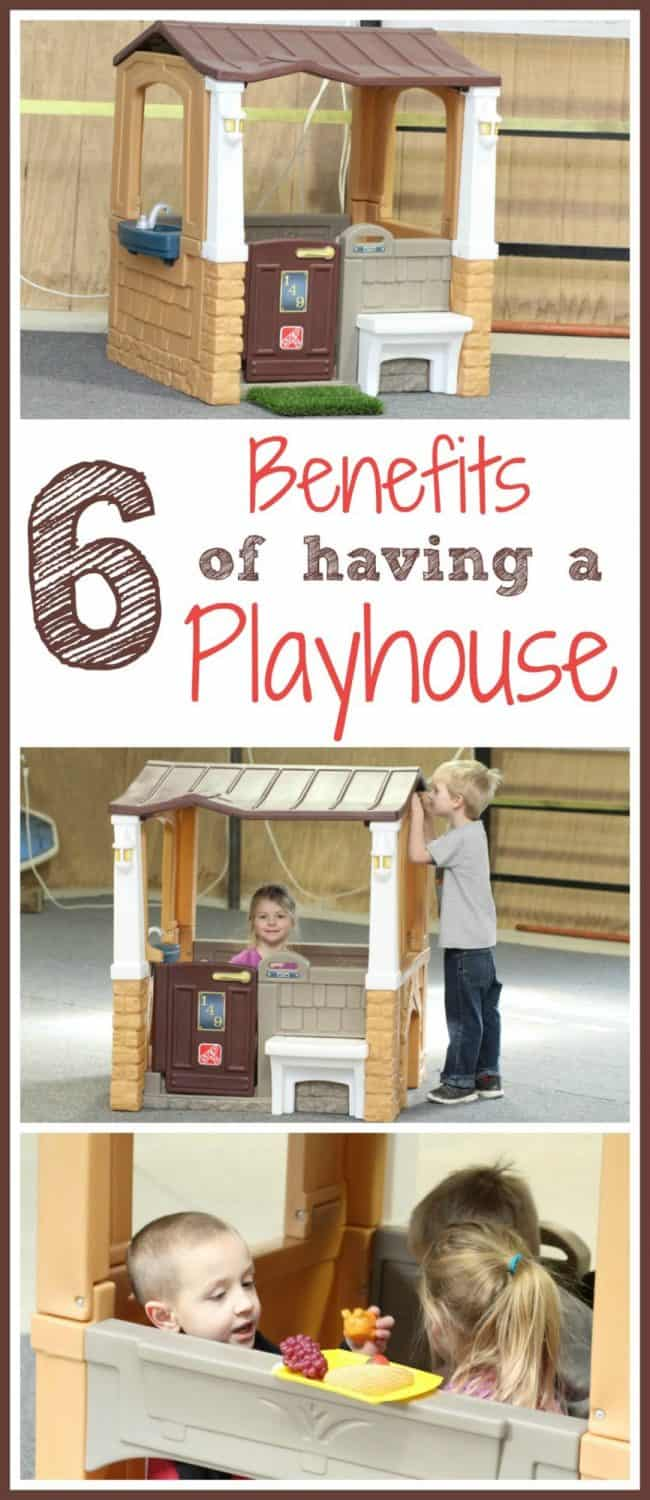 6 Benefits Of Having A Playhouse