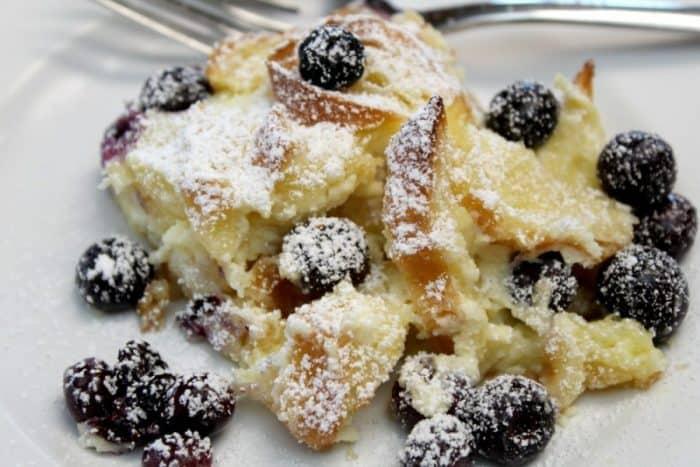 Blueberry Bramble Bake Recipe ~ Delicious Breakfast Dessert