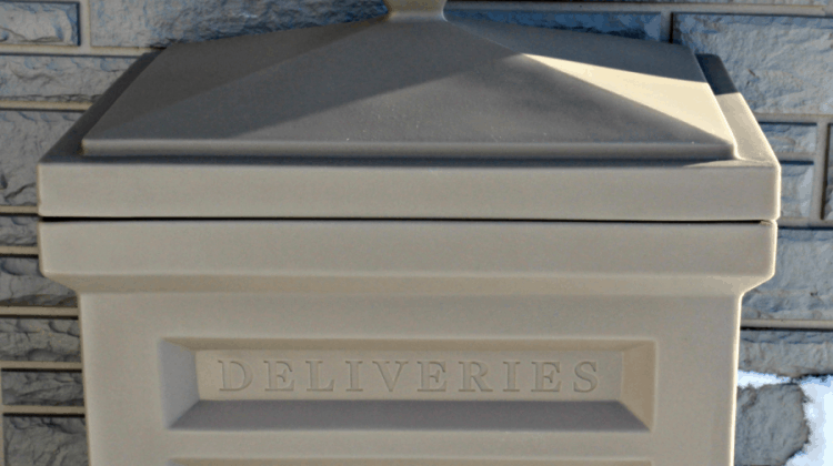Keep Packages Safe With The Best Package Mailbox