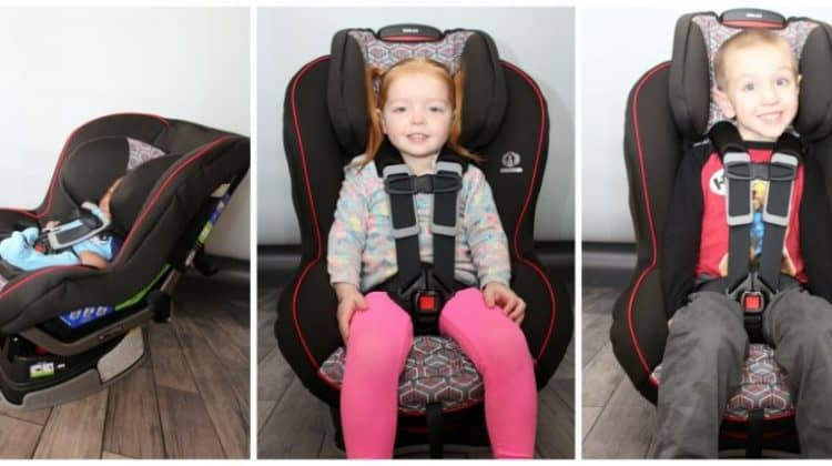 Essentials By Britax Emblem Car Seat Review