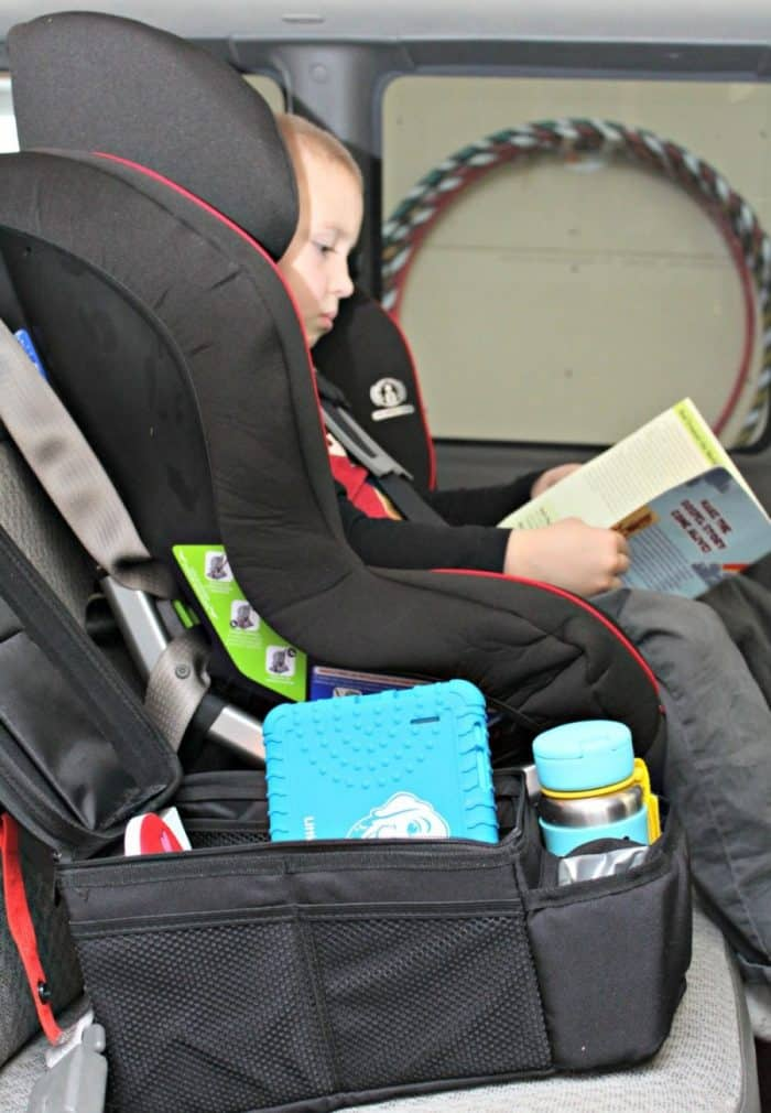 Essentials By Britax Emblem Convertible Car Seat Review