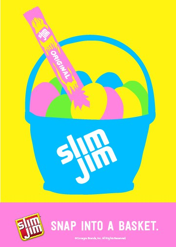 Slim Jim Easter