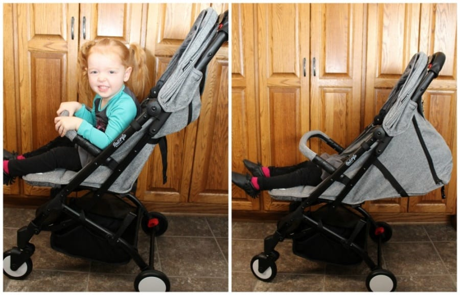 Baby Roues Roll and Go Lightweight Full Size Stroller Review
