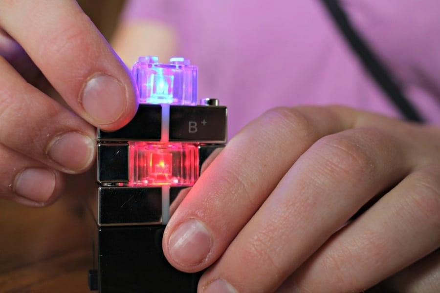E-Blox Circuit Building Set STEM Review