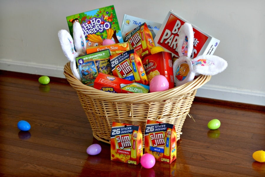25 awesome ideas to include in your family easter basket negle Image collections