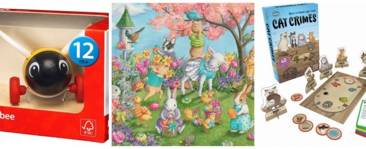 Fun Last Minute Easter Basket Picks {+ Giveaway}