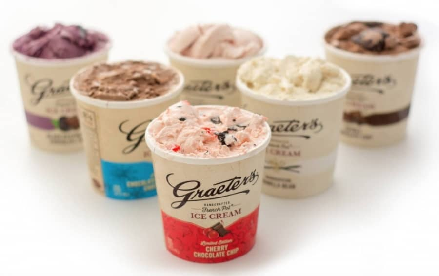 Grater's Ice Cream Pints
