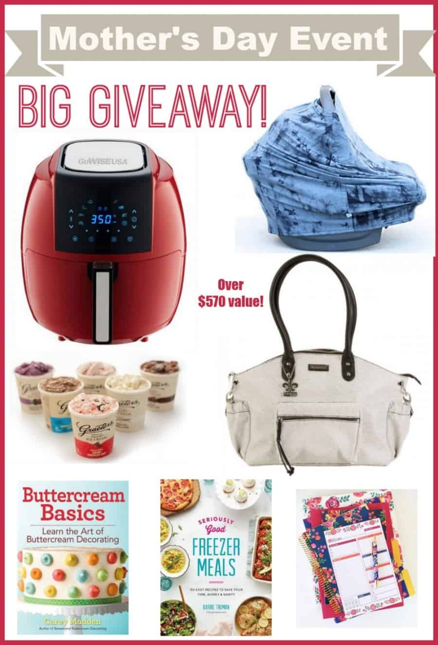 Mother's Day Event Big Giveaway