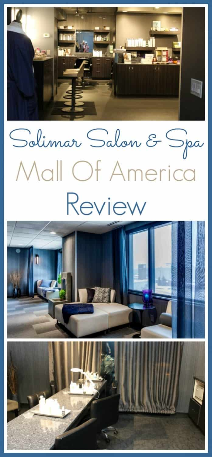 Solimar Spa Mall Of America Review