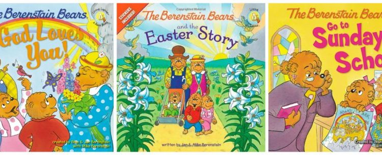 20 The Berenstain Bears Books That Are Christian Based